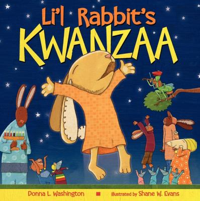 Details about Li'l Rabbit's Kwanzaa