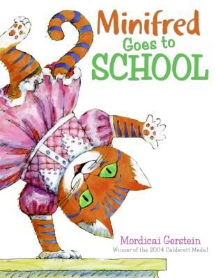 Cover image for Minifred goes to school