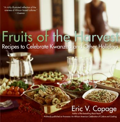 Details about Fruits of the Harvest: recipes to celebrate Kwanzaa and other holidays