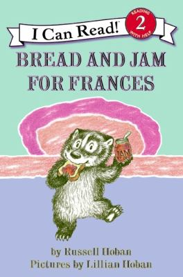 Cover image for Bread and jam for Frances