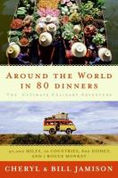 cover of Around the World in 80 Dinners
