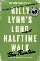 Cover art for Billy Lynn's Long Halftime Walk