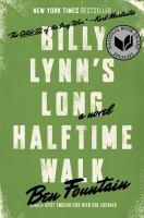Cover art for Billy Lynn's Long Halftime Walk