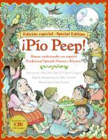 Pío Peep! Traditional Spanish Nursery Rhymes