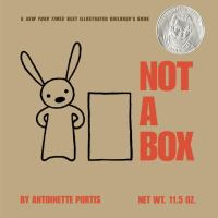 Not+a+box by Portis, Antoinette © 2006 (Added: 5/18/17)