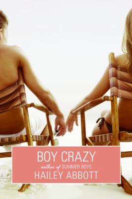 Cover image for Boy crazy