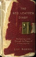 cover of The Red Leather Diary