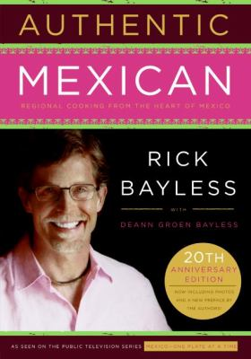 Cover image for Authentic Mexican