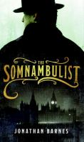 cover of The Somnambulist