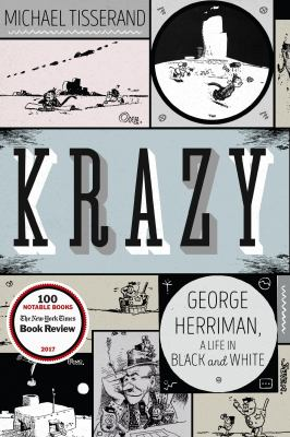 cover of Krazy: George Herriman, a Life in Black and White