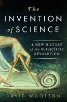 Cover art for The Invention of Science