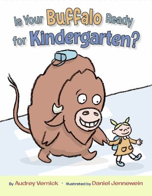 Is Your Buffalo Ready for Kindergarten? cover image