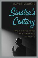 Cover of Sinatra's Century