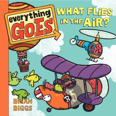 Cover image for What Flies in the Air?