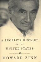 Cover art for A People's History of the United States