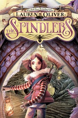 Cover image for The spindlers