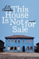 Cover of This House Is Not for Sale