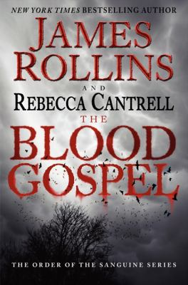 Cover image for The blood Gospel 
