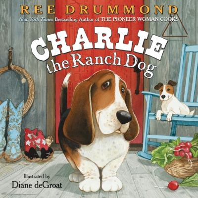 Details about Charlie the Ranch Dog