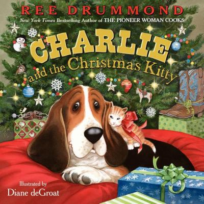 Details about Charlie and the Christmas Kitty