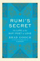 Cover art for Rumi's Secret