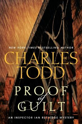 Cover image for Proof of guilt