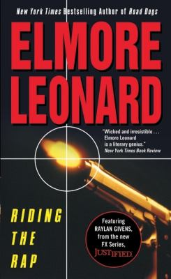 Cover image for Riding the rap 