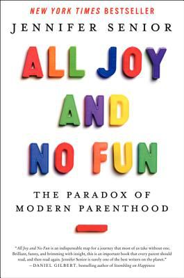 Cover image for All joy and no fun
