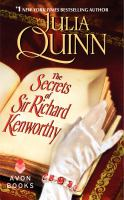 Cover art for The Secrets of Sir Richard Kenworthy