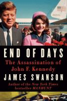 Cover art for End of Days