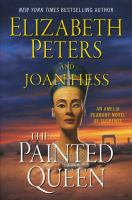 Cover art for The Painted Queen