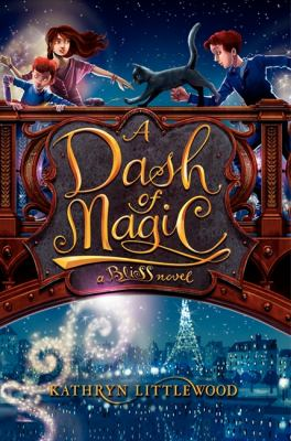 Cover image for A dash of magic