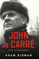 Cover art for  John le Carre