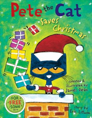 Details about Pete the Cat Saves Christmas