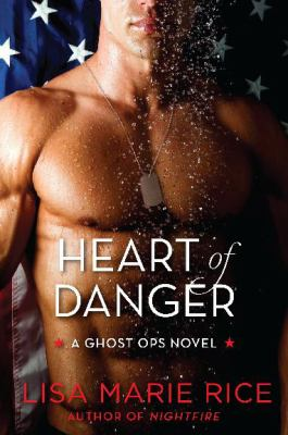 Cover image for Heart of danger