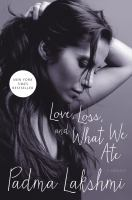 Cover art for Love, Loss, and What We Ate