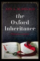 Cover art for The Oxford Inheritance