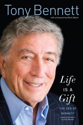 Cover image for Life is a gift 