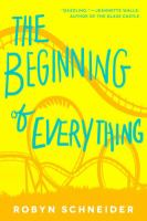 Cover art for The Beginning of Everything