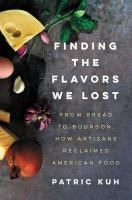 Cover art for Finding the Flavors We Lost