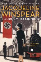 Book cover of Journey to Munich