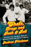 Cover art for Chefs, Drugs, and Rock & Roll