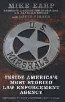 Book cover: U.S. Marshals: Inside America's Most Storied Law Enforcement Agency
