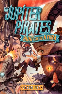 Cover image for Hunt for the Hydra