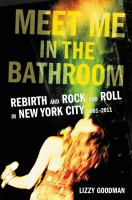 Cover art for Meet Me in the Bathroom