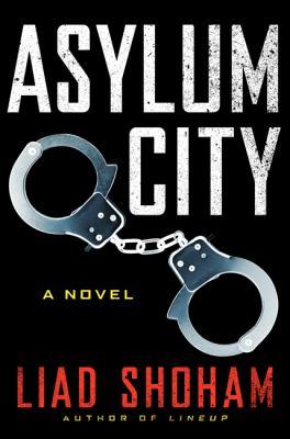 cover of Asylum City