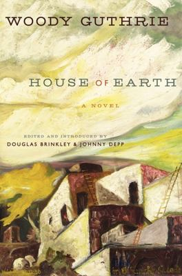 Cover image for House of earth 