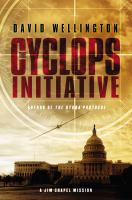 Cover art for Cyclops Initiative
