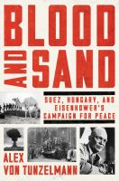 Cover art for Blood and Sand