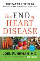 Cover art for The End of Heart Disease